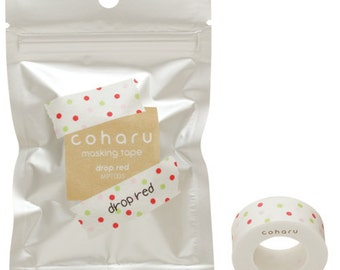 Coharu Masking Tape - many color/style to choose from