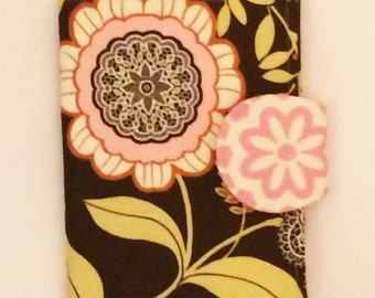 Nook Glowlight Plus Case, Kindle Cover, Nook Cover, all sizes, Lotus Pink Flower Tablet Cover