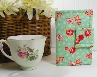 Tea Wallet ... Scrumptious Sweet in Mint