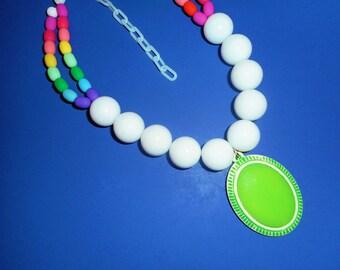 Orla Oval Necklace