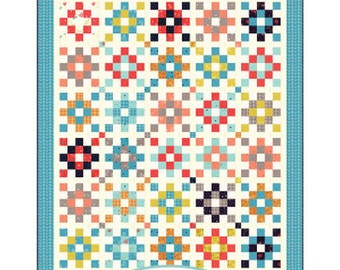 Beachcomber Paper Quilt Pattern