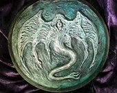 Haunter in the Dark plaque avatar of Nyarlathotep