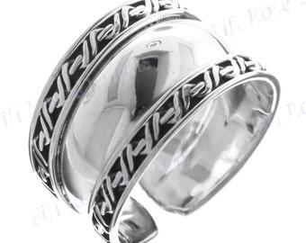 Bali Handmade 925 Sterling Silver Toe Ring