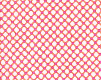 Michael Miller Cora Sorbet  - Fabric 1 yard off of bolt (more available)
