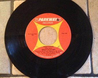 Wild Thing Record by Parkway Records