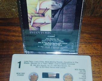 The Fixx Phantoms Vintage Cassette Tape