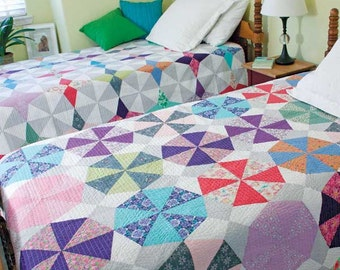 Sparkle and Spin Quilts!