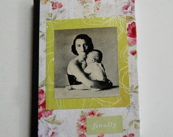 Mini Notebook, Mother and Child