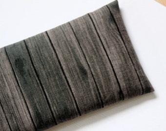 Wood Grain Eye Pillow - Flax & Balsam Eye Pillow - Gifts For Men - Relaxation Gift