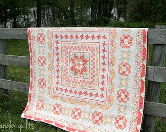 Medley PAPER Quilt Pattern #108