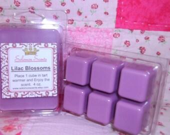 Lilac Blossoms Wax Melt