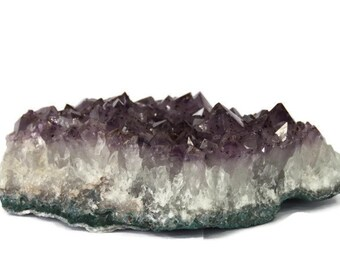 Very Large Freeform Amethyst Geode Crystal Cluster
