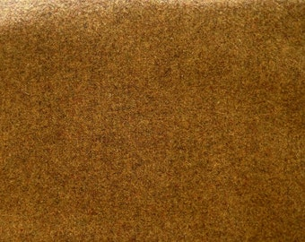 Golden Cider Felted Wool Perfect for Rug Hooking, Applique and Crafts by Quilting Acres