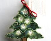Shiny Christmas Tree Night Light Nite lite