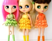 Reserved Listing for strawberryconvention - Custom Doll Costume