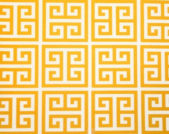 Premier Prints - Towers Citrus Yellow -  Home Decor BTY