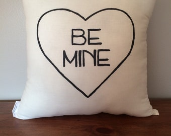 Be Mine Valentine Pillow