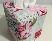 Reversible Tissue Box Coxer