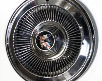 1975 Buick Skylark Hubcap Clock