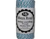 Twine Slushie Blue by Maya Road