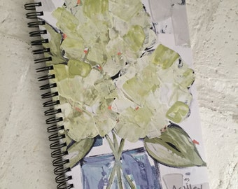 Green Hydrangea Journal