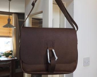 Man bag, manbag, leather bag, mens leather bag, mans bag, leather satchel, mens leather satchel, satchel bag, messenger bag, satchel