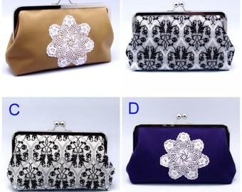 BIG SALE - Large clutch purse (GP11)