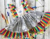 Color Me Happy Nova Dress - Color your Own Dress