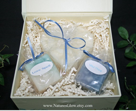 Wedding Shower Gifts For Her: Items Similar To Romantic Candles