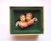 Vintage Angel Christmas Ornament Hallmark Keepsake