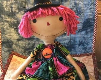 Raggedy Witch Annie Halloween