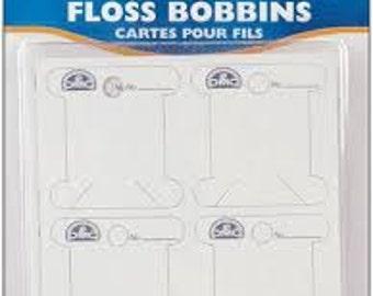Cardboard Thread Bobbins