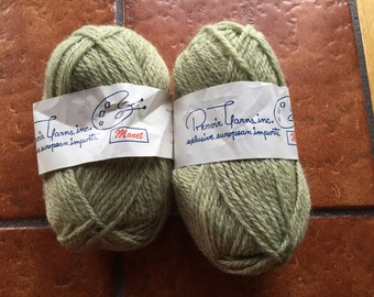 Vintage yarn by Renoir Yarns, Inc.