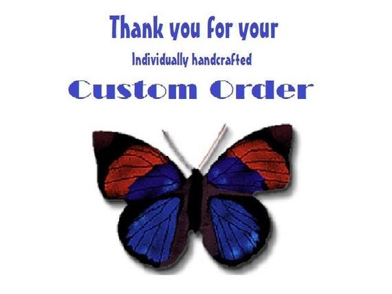 Deposit only -- Custom for Sue