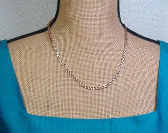 Quality 14 Karat Gold Filled 4mm Chain Necklace