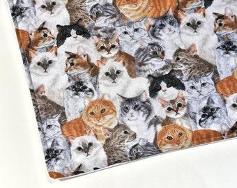 Waterproof Feeding Mat, Cat Crate Pad Pet Gift, Kitten Pad Pet Supplies