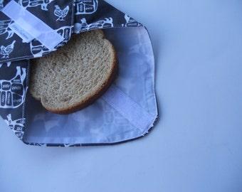 Butcher Cuts  Reusable Sandwich Wrap/Meat Cuts Reusable Sandwich Wrap