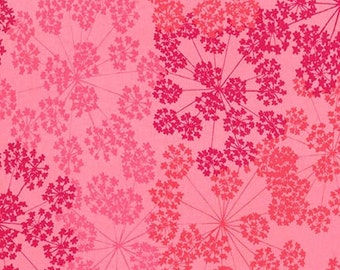 Wide Back blueprint Basics- for Robert Kaufman Half Yard AVWX-16064-281 Pomegranate (wide back, 108 inches,wide backing, fat back)