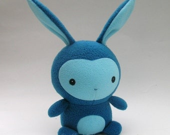 Cute Plush Toy Bunny by Stuffed Silly