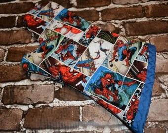 Spiderman Oven Mitt