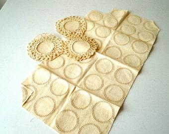 Vintage Crochet Starter Kit, SALE
