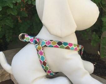 Step-In Harness - Your Choice of Fabric and Size