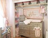 Hand Painted Wall Art|Home|Nursery