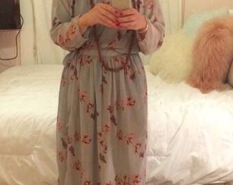 Vintage Carole Little for saint-tropez west wrap dress