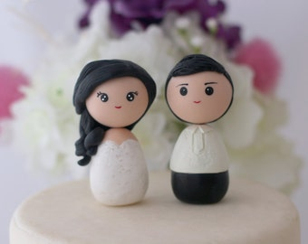 filipino wedding cake toppers wedding cake toppers collectibles and unique gifts by 14238