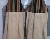 Kitchen Hanging Towels ,Hand Towel,Stove Towel,oven hanging Towel,Refrigerator Handle Light Yellow