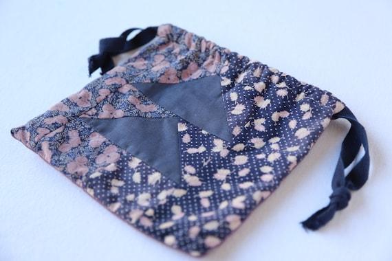 Modern Quilt Medicine Bag- Evening Arrows