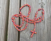 World Youth Day Collection, Multi-Colored Knotted Cord Rosary
