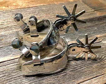 Old Mexico Spurs / Cowboy / Western