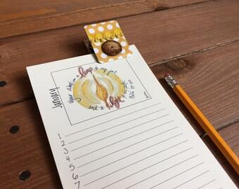Scripture Birthday Calendar, Christian Gifts for Mom, Thoughtful Gift for Mom, Perpetual Calendar, Fridge Calendar - Loose Leaf, 4.25 x 11